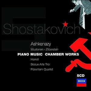 Vladimir Ashkenazy -  Shostakovich Piano Music