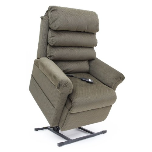 Easycomfort Lc-404 Power Lift Chair - Majestic Evergreen