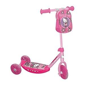 Mondo Motors 18590 Hello Kitty My First 3-Wheel Scooter