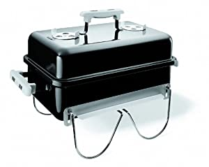 Weber 121053 Go Anywhere Grill