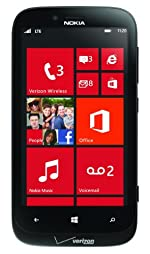 Nokia Lumia 822 GSM Unlocked + Verizon CDMA 4G LTE Windows Phone - Black