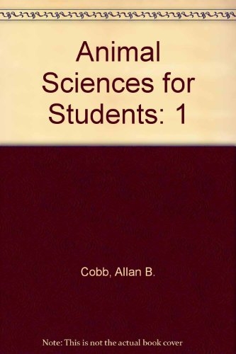 Animal Sciences for Students: 1 PDF