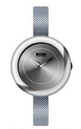 Hugo Boss - 1502041 - Round Ladies Watch - Analogue Quartz - Steel Strap