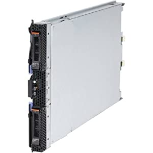 Lenovo BladeCenter HS23 7875CCU Blade Server - 1 x Intel Xeon E5-2680 v2 Deca-co