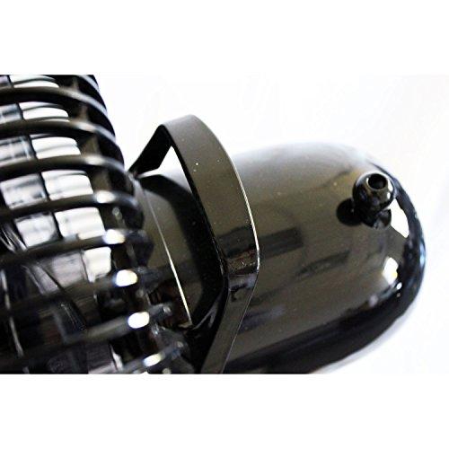 Keystone kstfa12aag table to floor air accelerator for 12 inch floor fans