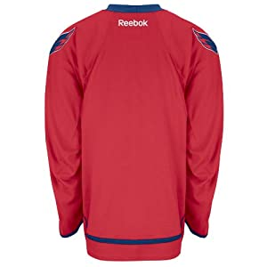 NHL Men's Washington Capitals Authentic Jersey - 7231A517Ahjwca (Red, 56)
