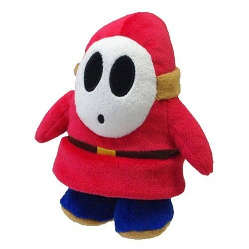 "Little Buddy Toys Shy Guy 5"" Plush - 1"