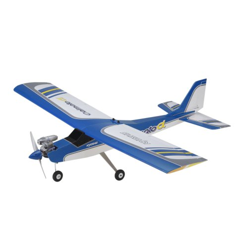 Kyosho Calmato Alpha 40 Trainer Ep/Gp Vehicle, Blue