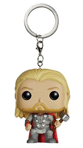 Funko Pocket POP Keychain: Marvel - Avengers 2 - Thor Action Figure (Wooky Entertainment Inc compare prices)