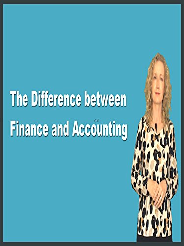 The Difference between Finance and Accounting