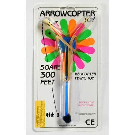 Arrow Copter - 1
