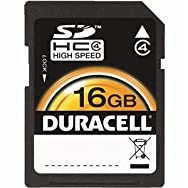 Dane-Elec DU-SD-16GB-C Duracell SD Memory Card-16GB SDHC MEMORY CARD