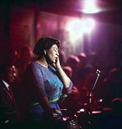 Color Photo Ella Fitzgerald 1958