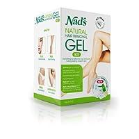 Nad S Natural Hair Removal Gel Kit