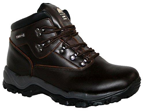 Groundwork ,  Scarpe da camminata ed escursionismo uomo Marron Size: 27.00