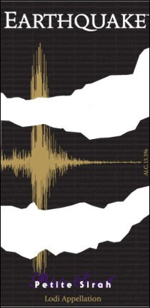 2010 Michael David Winery Earthquake Petite Sirah 750Ml