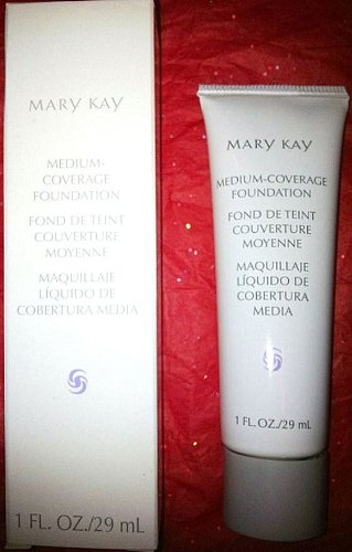 Mary Kay Medium Coverage Foundation Ivory 100 thumbnail