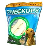 Checkups- Dental Dog Treats, 24ct