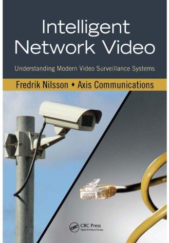 Nilsson - Intelligent Network Video: Understanding Modern Video Surveillance Systems