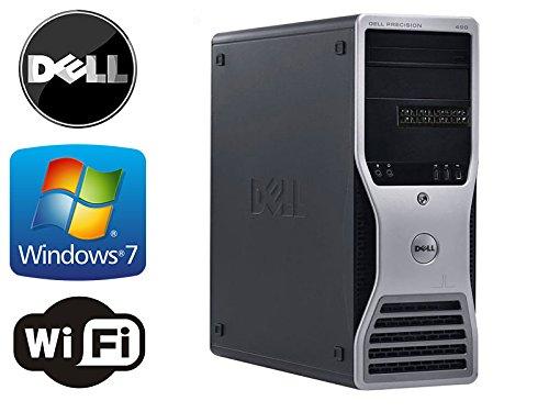 Windows 7 Professional 64-Bit Operating System - Dell Precision 490 Workstation - 2 X Intel Xeon Quad Core E5405 2.0Ghz - *New* 1Tb Toshiba W/ 2Yr Warranty By Toshiba - 16Gb Ram - Wifi - Featuring Dual Video Output - Dvd/Cd-Rw (Featuring An Icompny Usb Ke