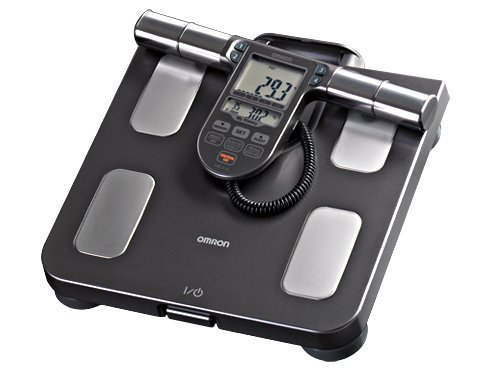 Image of Omron HBF-514C Full Body Composition Sensing Monitor and Scale & FREE MINI TOOL BOX (fs) (B0081SJCRU)