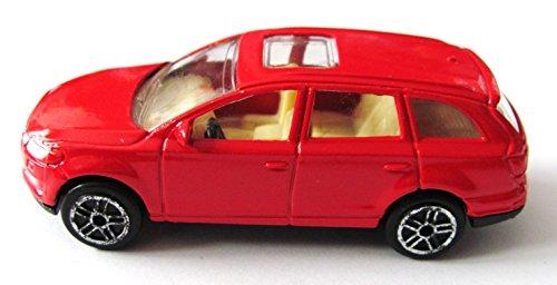 Spielzeugauto - Kombi in rot - 1-64