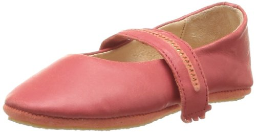 Easy Peasy Girls' Billypatin Zip Slippers Red Rouge (102 Begonia) 24