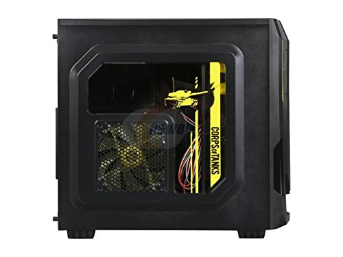 CHRISTMAS SALE AMD Quad Core Gaming Desktop PC Computer 4.0 Custom Built System (Gaming Custom Pc compare prices)