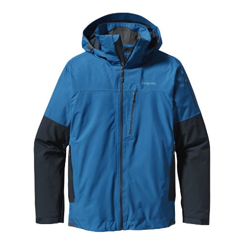 Patagonia Herren Jacke Powder Bowl, bandana blue, XL, 31400,