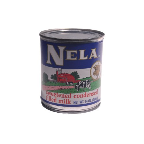 Nela Condensed Filled Milk 14 OZ