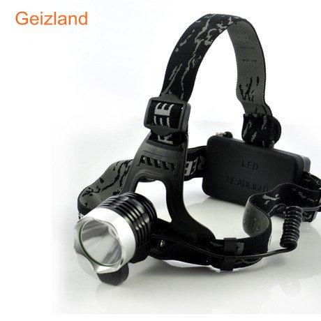 купить налобный фонарь для рыбалки xml-t6