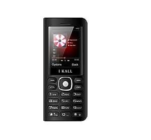 I Kall K42 8000 mAh Powerbank Phone Black