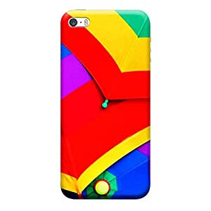 CaseLite Premium Printed Mobile Back Case Cover With Full protection For Apple iPhone 5/5s/SE (Designer Case)