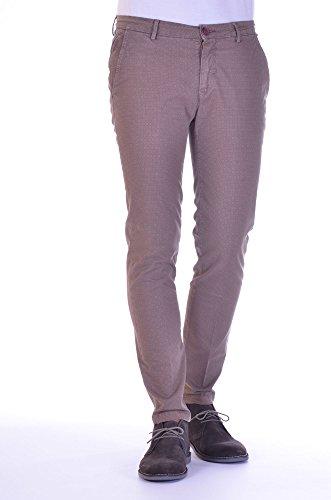 Yan Simmon - Pantalone Uomo Slim Beige 48
