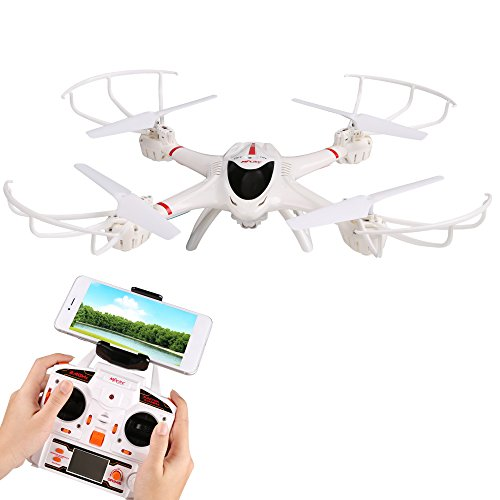 arshiner-mjx-x400-rc-quadcopter-24-ghz-4-ch-6-assi-gyro-3d-ruote-headless-modalita-con-wifi-telecame