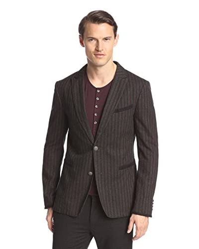 John Varvatos Star USA Men's Peak Lapel Sport Coat