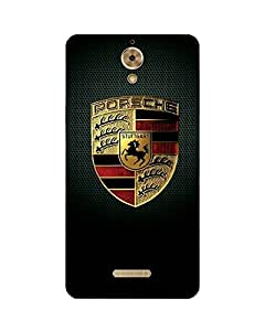 High Quality 3D Designer Back cover for Coolpad Mega 2.5D