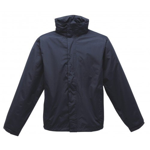 Regatta RG016 Polyester Pongee Fabric Men's Pace ll Windproof Jacket, Small, Navy