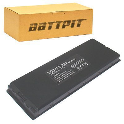 Battpitt™ Laptop / Notebook Battery Replacement for Apple MacBook 13inch (5000mAh / 54Wh) (Ship From Canada)