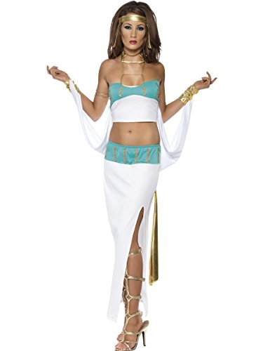 Smiffys Sexy Egyptian Princess Outfit Adult Cleopatra Halloween Costume