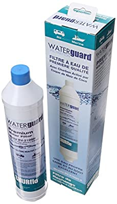 "SHURflo RV-210GH-A Waterguard 11"" In-line Water Filter"