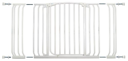 Dreambaby Pressure Mount Hallway Gate with Extensions