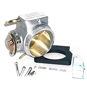 BBK 1709 Power Plus 80mm Throttle Body for GM LS-1 Camaro/Firebird/GTO GM Full Size 4.8/5.3/6.0L