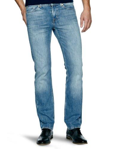 7 For All Mankind SMSJ870VL Slim Men's Jeans Venice Light W36 INxL33 IN