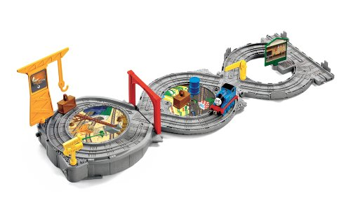 Fisher-Price Thomas the Train Take-N-Play Around the Rails with Thomas