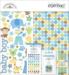 Snips & Snails Essentials Kit (Doodlebug)