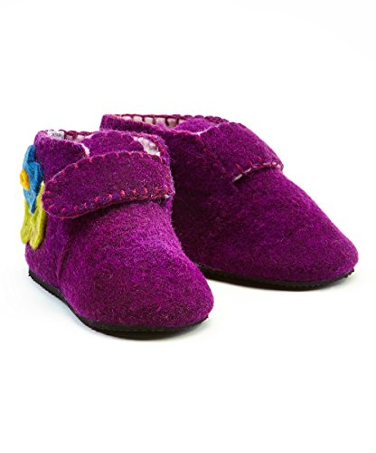 Silk Road Bazaar Zootie, Purple, 2-3 Years