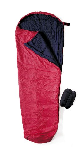 Cocoon Silk Mummy Tropic Traveler Sleeping Bag (Sunrise, 86-Inch x 24-Inch)
