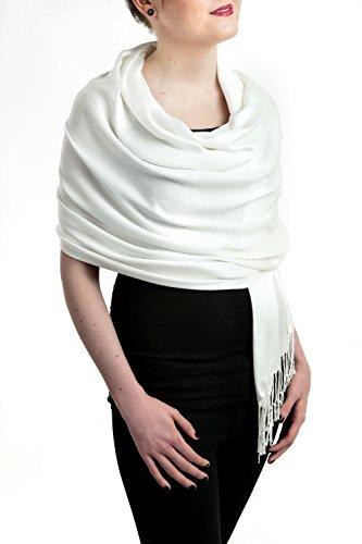 Opulent-Luxury-Womens-Pashmina-Cashmere-Scarf-Shawl-Wrap-Soft-80-x-30-Inch