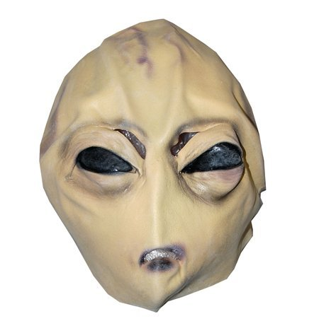 Costumes For All Occasions DP90215 Alien Child Mask